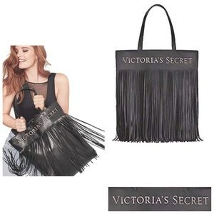 Victoria's Secret Limited Edition Fringe Bag